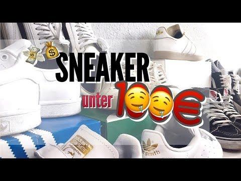 BACK TO SCHOOL: SCHUHE UNTER 100€ 💸💰 |Meine Sneaker 👟 | bhpdao