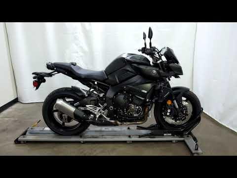 2020 Yamaha MT-10 in Eden Prairie, Minnesota - Video 1