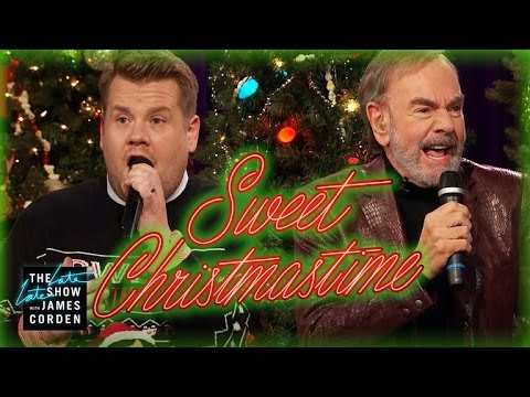 Sweet Christmastime Live [Feat. James Corden]