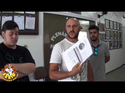 Renegados Protocolam denúncia contra a administração do Prefeito Francisco Junior Baseado no Relatório da CGU - Controladoria Geral da União