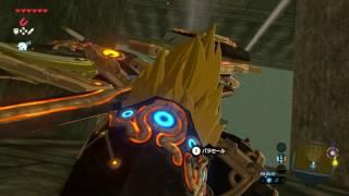 Zelda BotW Guardian core farming spot pt1