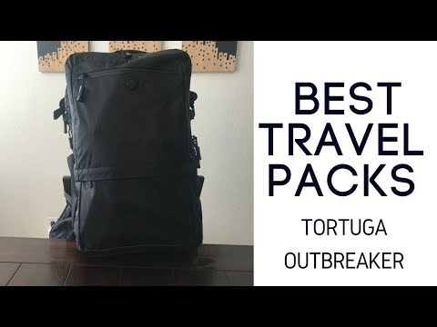 Best Travel Packs: Tortuga Outbreaker Backpack Review