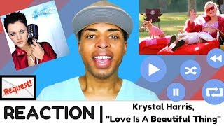 "Krystal Harris, ""Love Is A Beautiful Thing"" (Legally Blonde) 