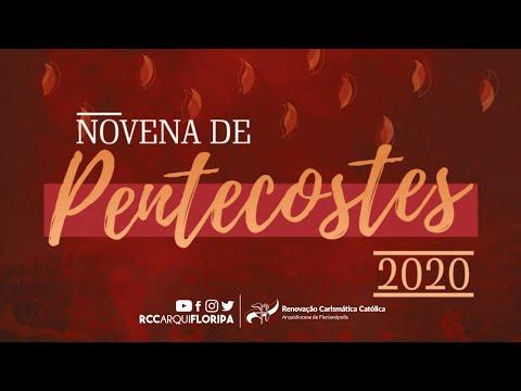 2° dia Novena de Pentecostes