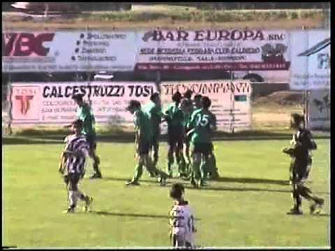 Preview video CALDIERO TERME-U-CAMPO S.MMARTINO 4-3