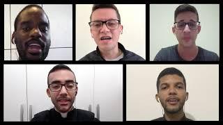 Uma linda canção, cantada por seminaristas de todo o Brasil