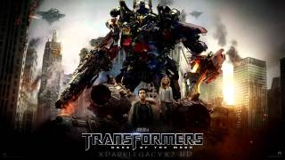 Transformers 3 D.O.T.M. Soundtrack - 08. 'There Is No Plan' - Steve Jablonsky