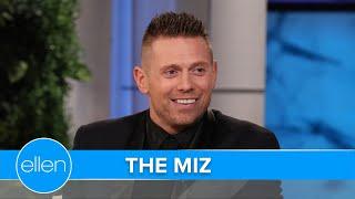 Mike 'The Miz' Mizanin Is Finding Muscles He Never Knew He Had