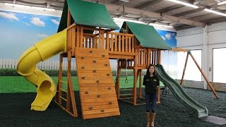 The Fantasy Cedar Playset