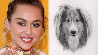 7 Celebs With Tattoos Honoring Their Pets