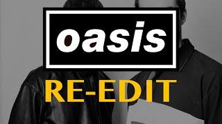 Oasis   Columbia (Sergio Manifesto Re Edit)