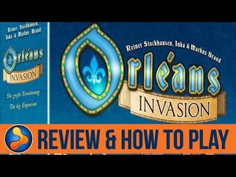 Orléans: Invasion Board Game Review - GamerNode Tabletop