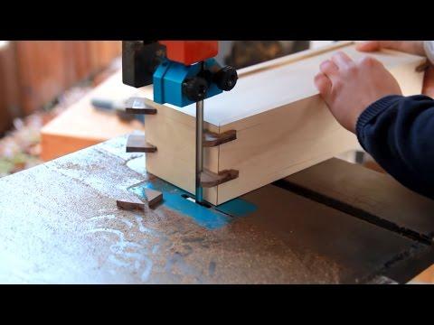 DIY Maple Portable Toolbox