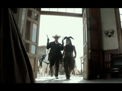 The Lone Ranger (TV Spot 'A Masked Man')