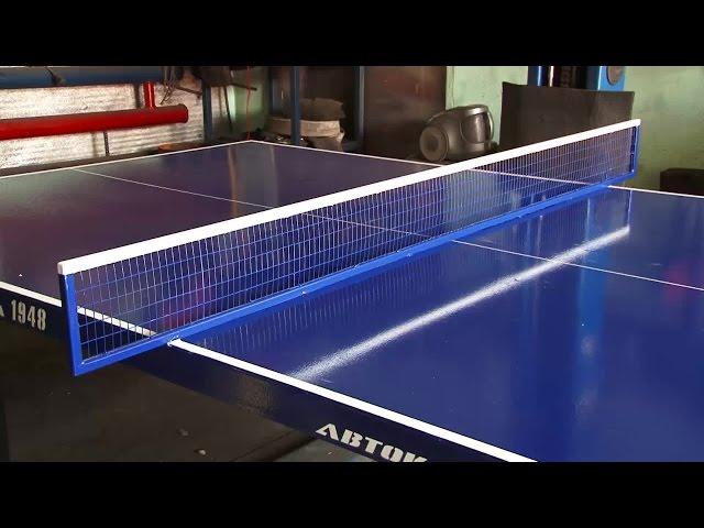 Всем Ангарском играем в теннис