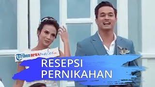 Video Resepsi Pernikahan Vanessa Angel di Bali, Pilih Tema Modern