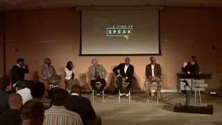 A Time To Speak (Discussion Panel)