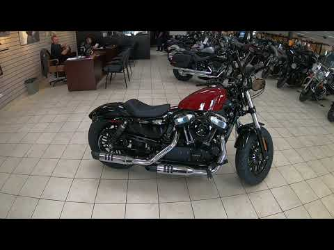 2020 Harley-Davidson Sportster XL1200 Forty-Eight