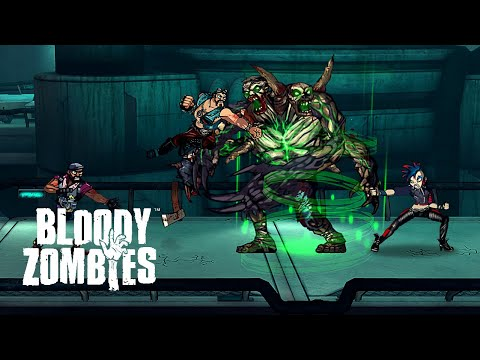 Bloody Zombies - Game Overview (2017) thumbnail