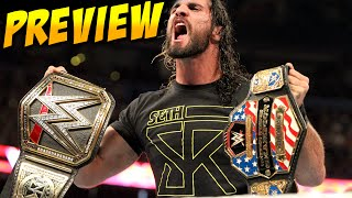 WWE RAW 7 September 2015 PREVIEW