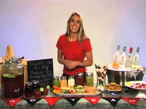 USA Soccer Star Heather Mitts on How to Tailgate Like a Healthy Lady