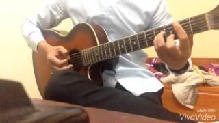 Nụ hồng mong manh- cover guitar