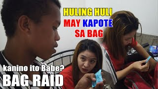 UMPISA NA NG AWAY | NAHULIHAN NG KAPOTE | BAG RAID | SY Talent Entertainment