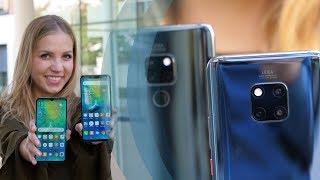 Huawei Mate 20 und 20 Pro im Test | CHIP