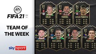 FIFA Ultimate Team der Woche #30 - FIFA21
