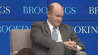 Sen. Chris Coons: Bipartisan response to Russian threat