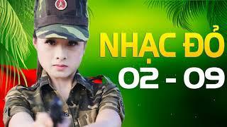 Nhạc Đỏ Cách Mạng 2/9 CẢ NƯỚC CÙNG NGHE - Chào Mừng Ngày Quốc Khánh 2/9/2019