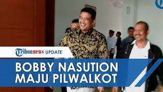 Menantu Presiden Daftar Bakal Calon Wali Kota Medan, Bobby Nasution Mengaku Kantongi Restu Jokowi