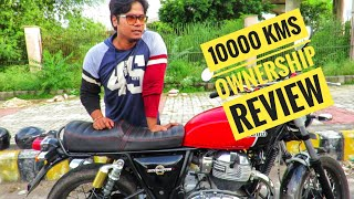 Interceptor 650 Long Run Review || 10000+ Kms In just 3 Months || Ksc Vlogs