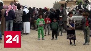 Курдские ополченцы начали операцию по освобождению Ракки