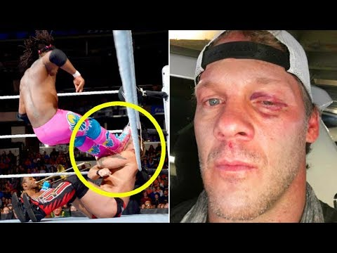 10 WWE Matches That Turned Into Real Brawls