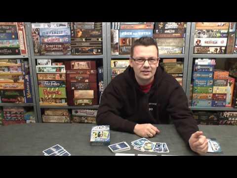 Vorstellung: Scotland Yard Kartenspiel (Ravensburger)
