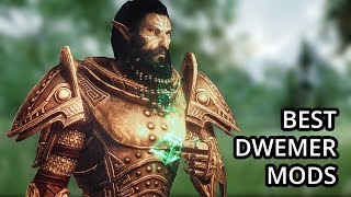 Skyrim - Top 10 Best DWEMER Mods | 2018 Edition (PC, XBOX)
