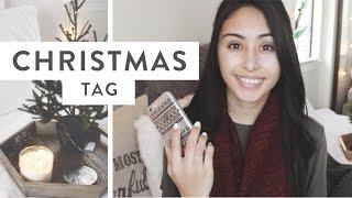 Christmas Tag 2015 ❅