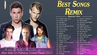 Best Remixes Of Popular Songs 2021 Party Club Remix Dance Mu...