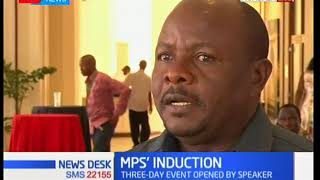 National Assembly MPs seek reconciliation before embarking on work
