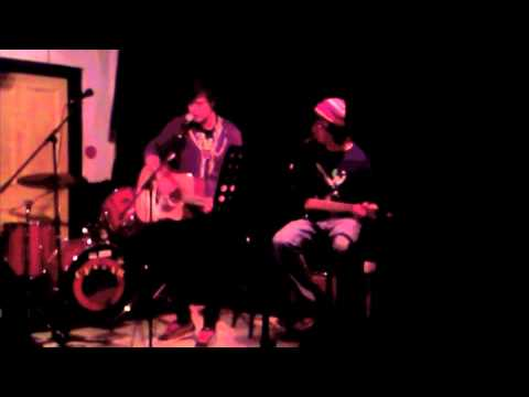 Crash Land Cover Live @ Cellar 35 - Simple Tricks ft. Dan Leckie