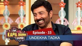 Undekha Tadka  Ep 33  The Kapil Sharma Show  Sony LIV  HD