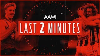 AAMI Last Two Minutes | West Coast V Collingwood | Round 17, 2019 AFL