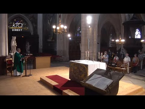 Messe du 10 septembre 2021 à Saint-Germain-l'Auxerrois