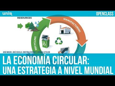 Fotograma del vídeo: La economía circular: Una estratégia a nivel mundial