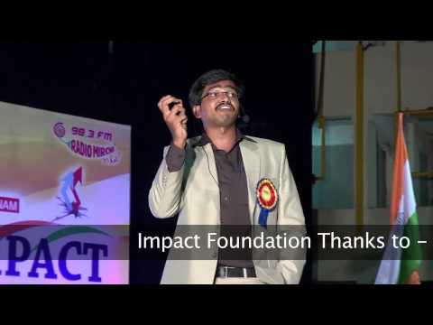 Dream | Sudheer Sandra |TELUGU IMPACT Vizag 2014