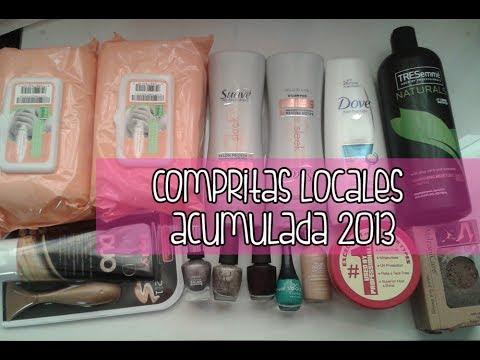 COMPRAS LOCALES (ultimas compras del 2013)