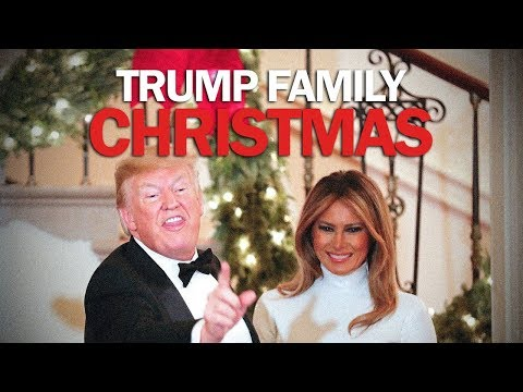 Trump Family Wishes You Merry Christmas (No Collusion!)
