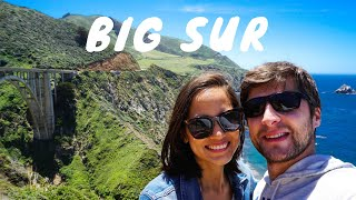 Big Sur California Road Trip | Best Places to See in 1 Day