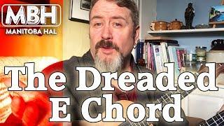 The E Chord - Let's Make It Easier